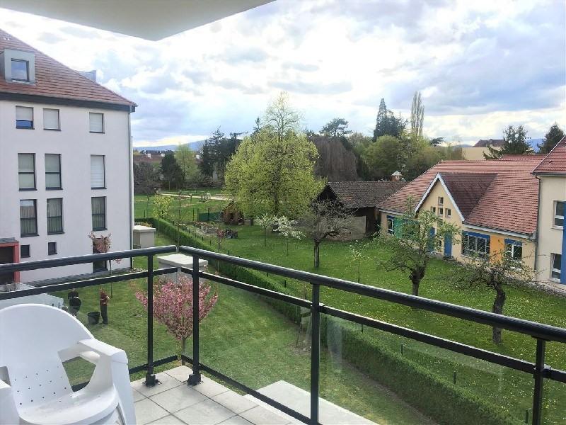 Verkoop  appartement Colmar 279500€ - Foto 1