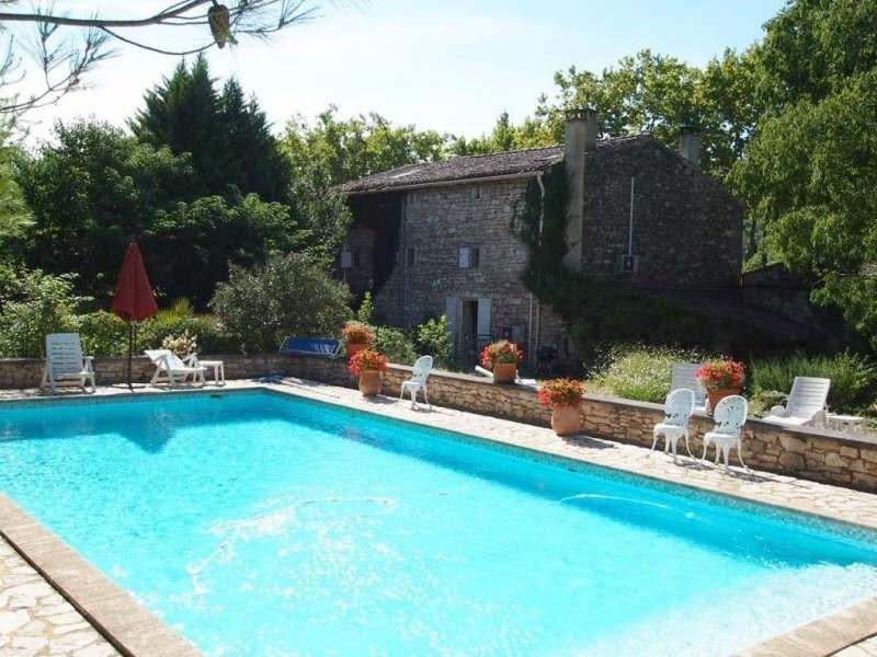 Vente de prestige maison / villa Goudargues 632000€ - Photo 13
