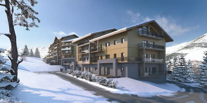 Sale apartment Alpe d'huez  - Picture 7