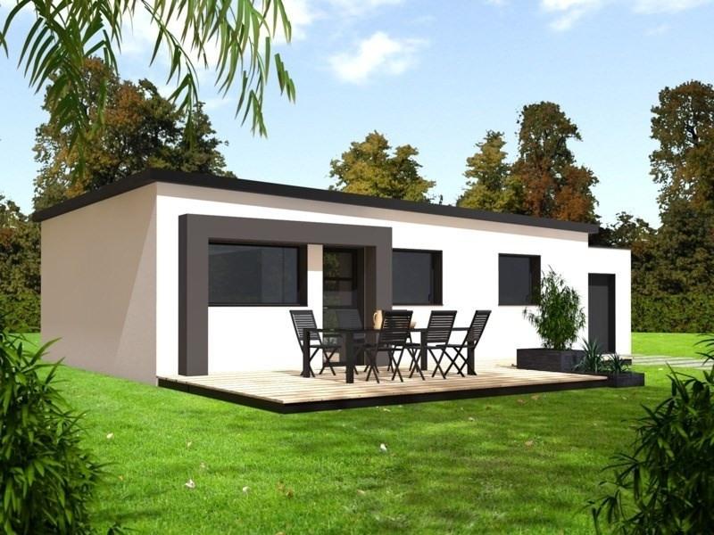 Maison  4 pièces + Terrain 637 m² Locminé par PRIMOBOIS