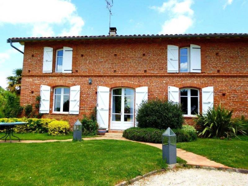 Deluxe sale house / villa Montrabe secteur 819000€ - Picture 11