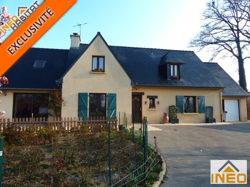 Vente maison / villa Geveze 286 600€ - Photo 2