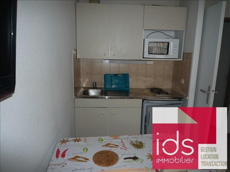 Rental apartment Allevard 500€ CC - Picture 3