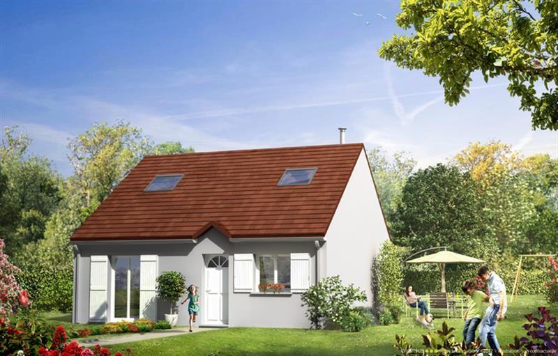 Maison  4 pièces + Terrain 500 m² Bonnières-sur-Seine par MIKIT