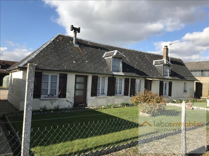 Vente maison / villa Yvetot 97000€ - Photo 1