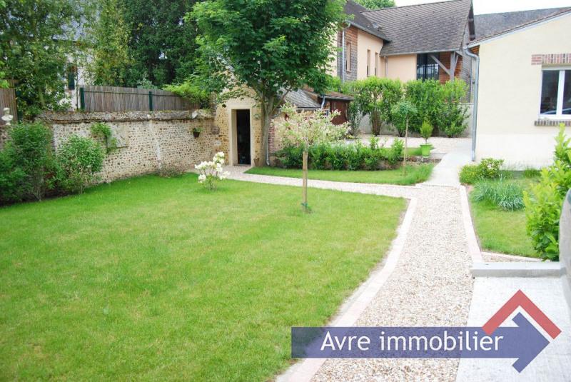 Vente maison / villa Verneuil d avre et d iton 185000€ - Photo 8