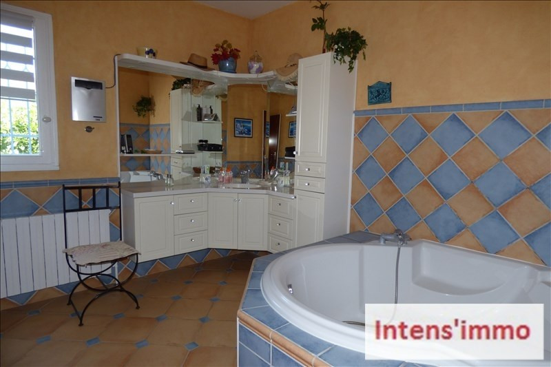 Deluxe sale house / villa Romans sur isere 562000€ - Picture 5