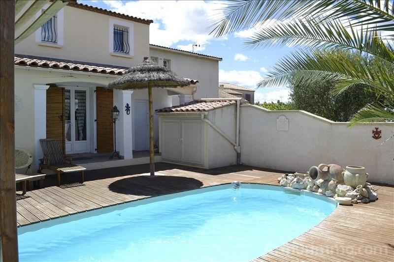 Vente de prestige maison / villa Lunel 296000€ - Photo 1