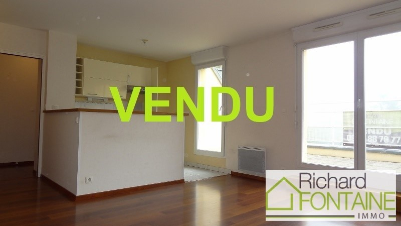 Sale apartment Chartres de bretagne 154 215€ - Picture 2
