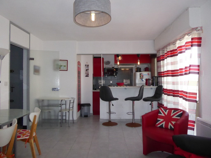 Location vacances appartement Biscarrosse plage 200€ - Photo 1