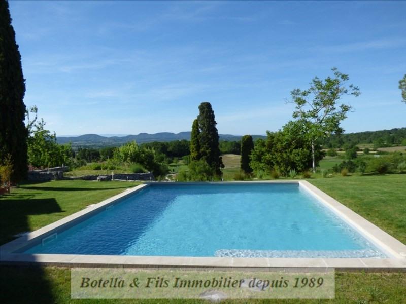 Vente de prestige maison / villa Barjac 789000€ - Photo 2