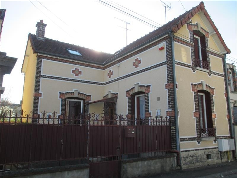 Sale house / villa Troyes 185000€ - Picture 1