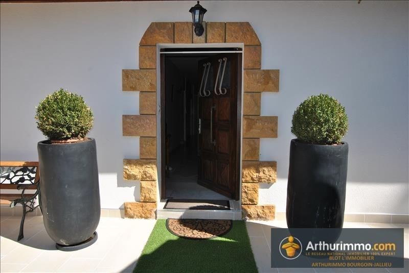 Vente maison / villa La batie montgascon 399000€ - Photo 1