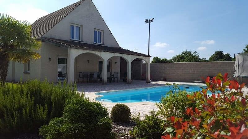 Vente maison / villa Groslay 520000€ - Photo 9