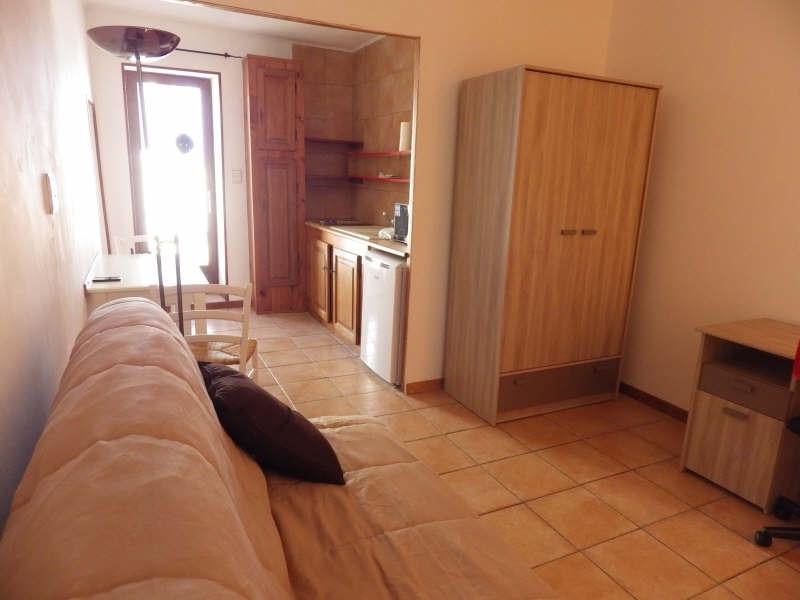 Rental apartment Nimes 340€ CC - Picture 1