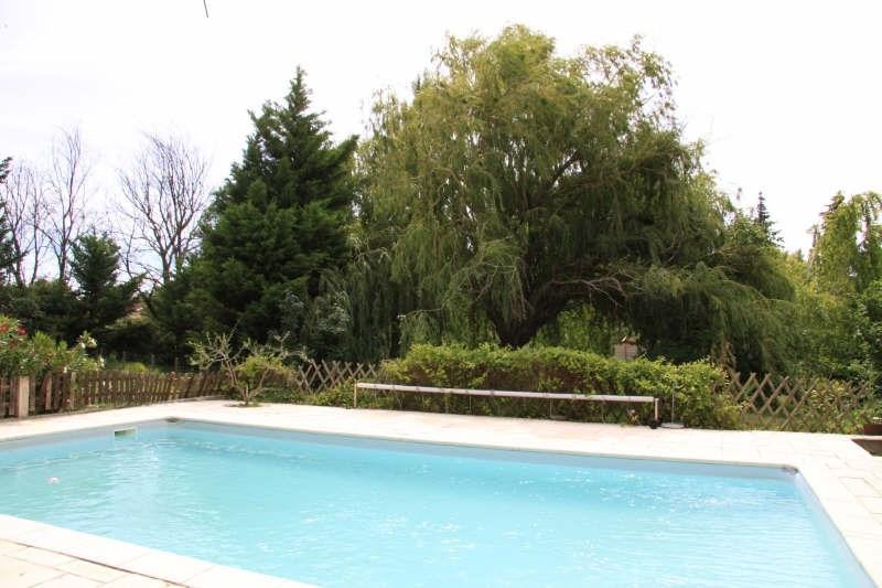 Sale house / villa Monteux 447000€ - Picture 2