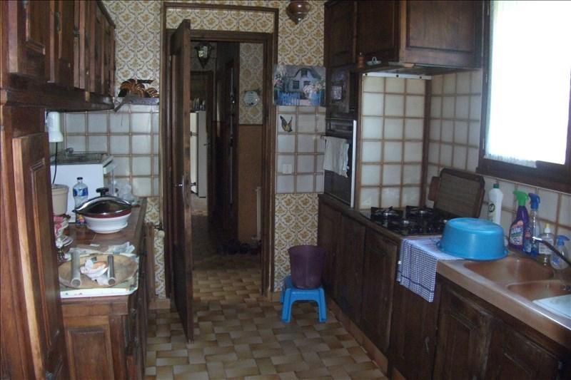 Sale house / villa Beuzec cap sizun 115500€ - Picture 4