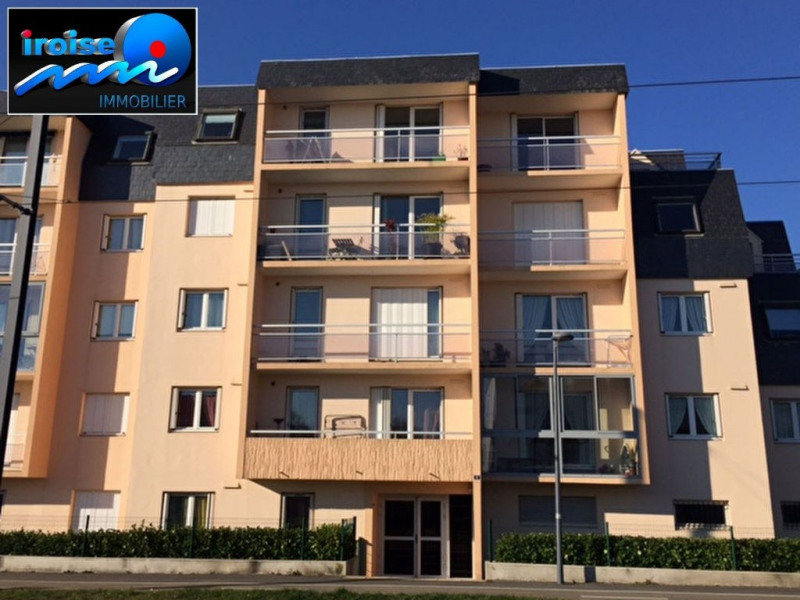 Vente appartement Brest 98 700€ - Photo 1