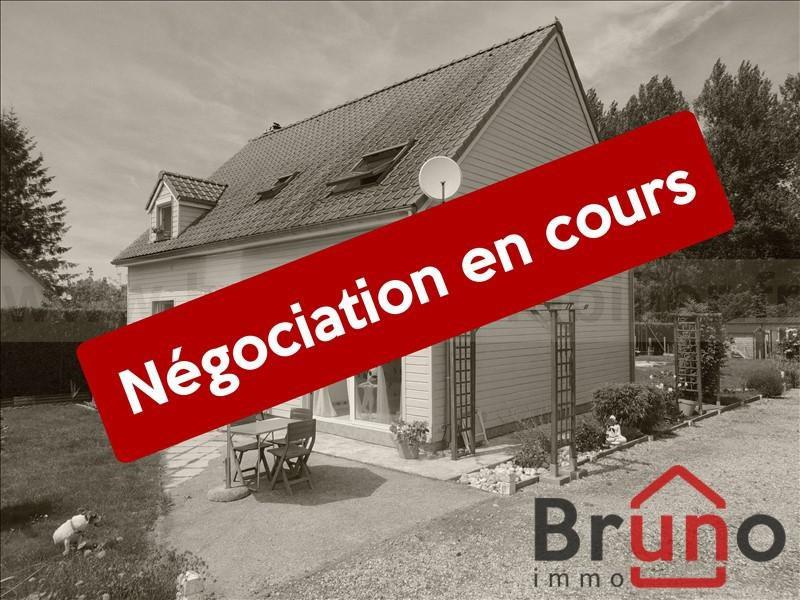 Vente maison / villa Dompierre sur authie 154500€ - Photo 1