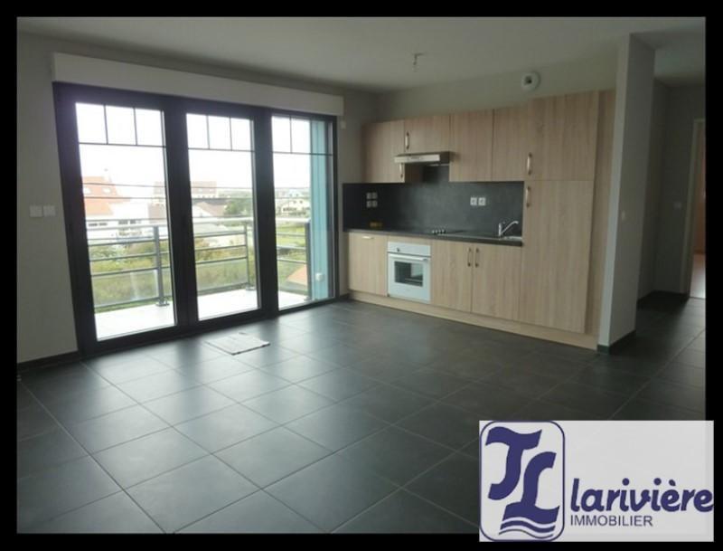 Sale apartment Ambleteuse 278250€ - Picture 3