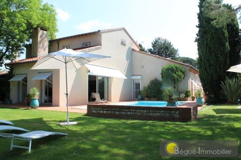 Deluxe sale house / villa 5 mns pibrac 799000€ - Picture 2