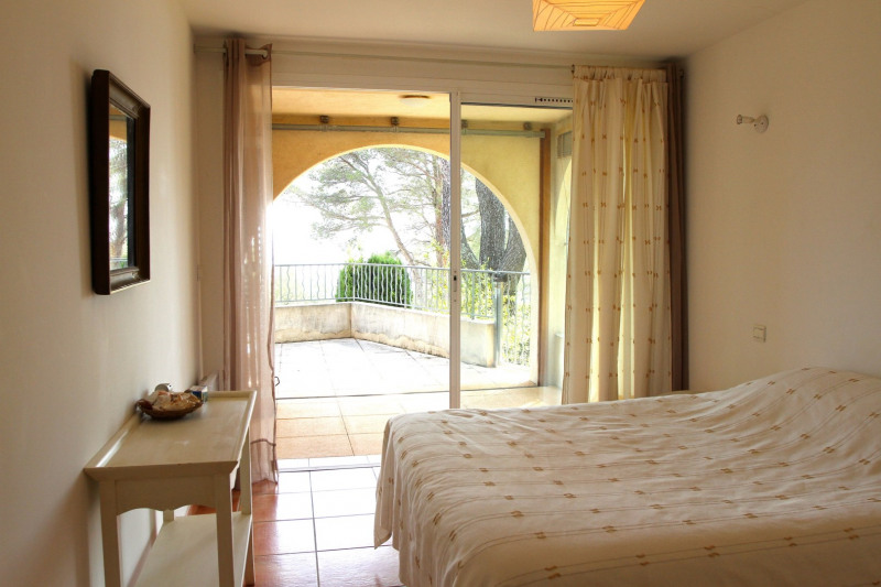 Vacation rental house / villa Cavalaire sur mer 1 500€ - Picture 33