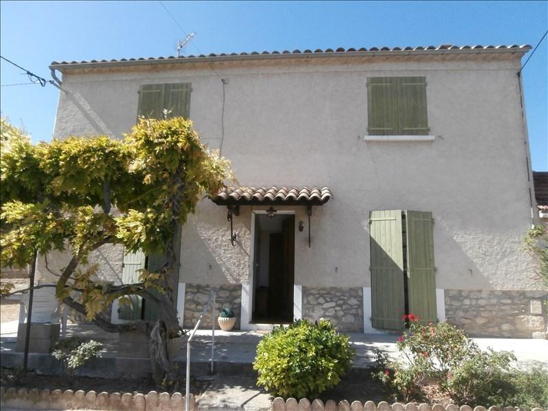 Sale house / villa Volx 202000€ - Picture 1
