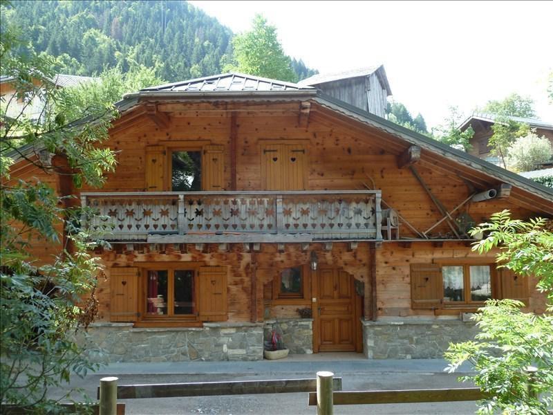 Deluxe sale house / villa Morzine 780000€ - Picture 1