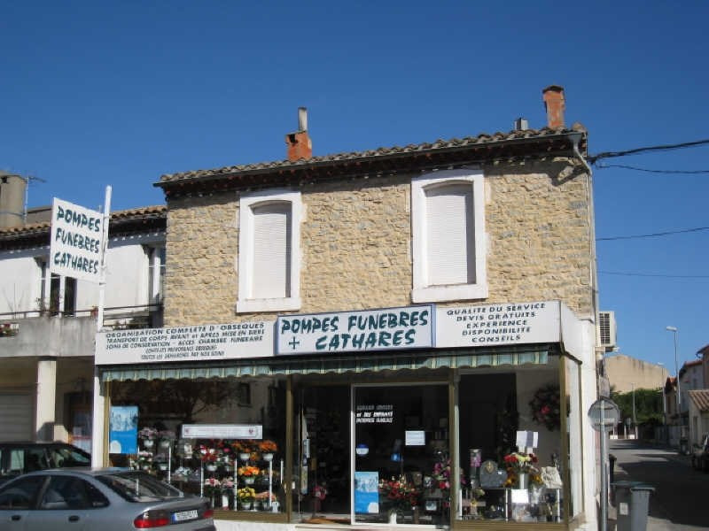 Vente immeuble Carcassonne 182 000€ - Photo 1