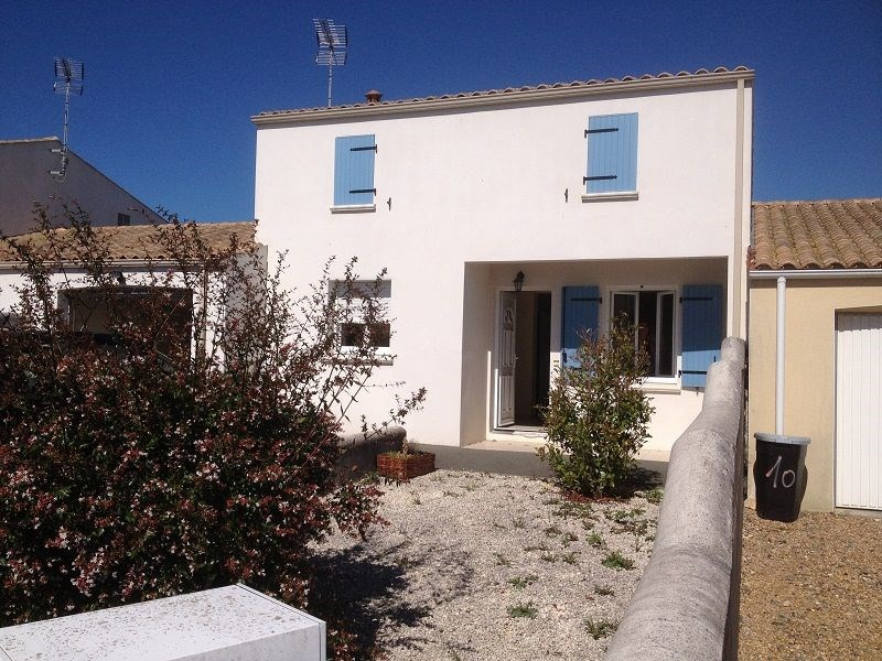 Rental house / villa Angliers 786€ CC - Picture 1