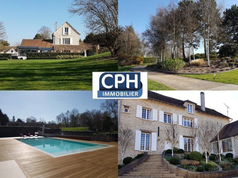 Vente de prestige maison / villa Mere 2210600€ - Photo 1