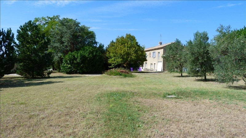 Vente maison / villa Seguret 319000€ - Photo 1