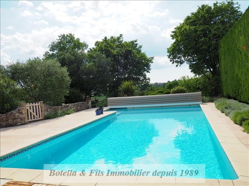 Deluxe sale house / villa Uzes 750 000€ - Picture 3