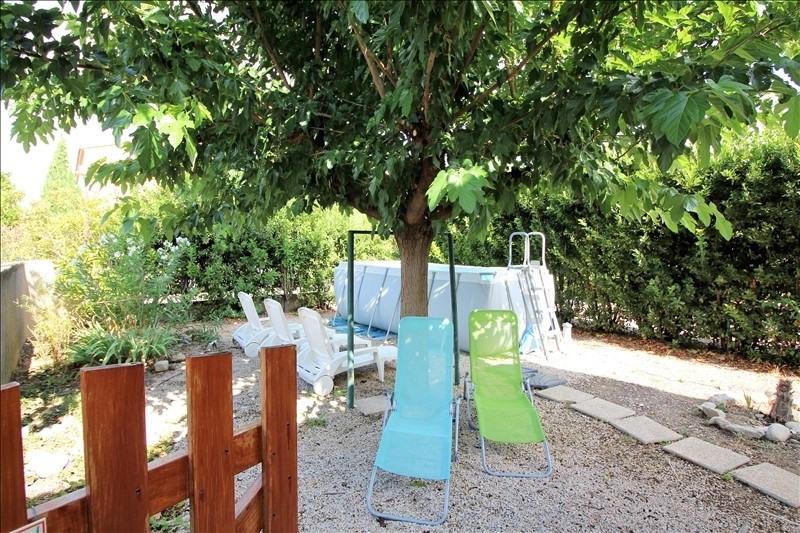 Vente maison / villa Camaret sur aigues 186375€ - Photo 1