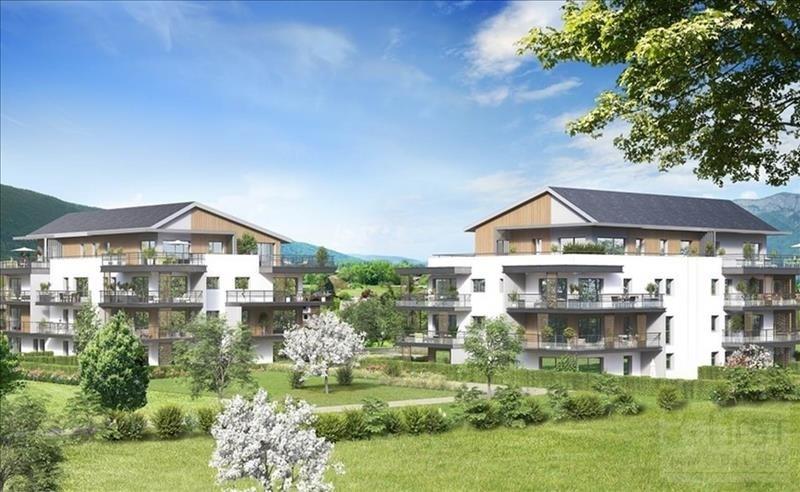 Venta  apartamento Saint jorioz 393000€ - Fotografía 1