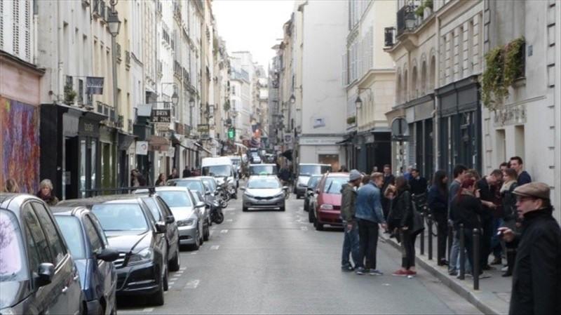 Commercial lease transfer empty room/storage Paris 6ème 150000€ - Picture 1