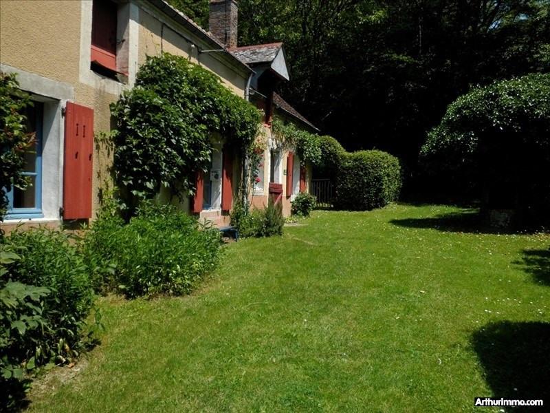 Vente maison / villa Henrichemont 122000€ - Photo 1