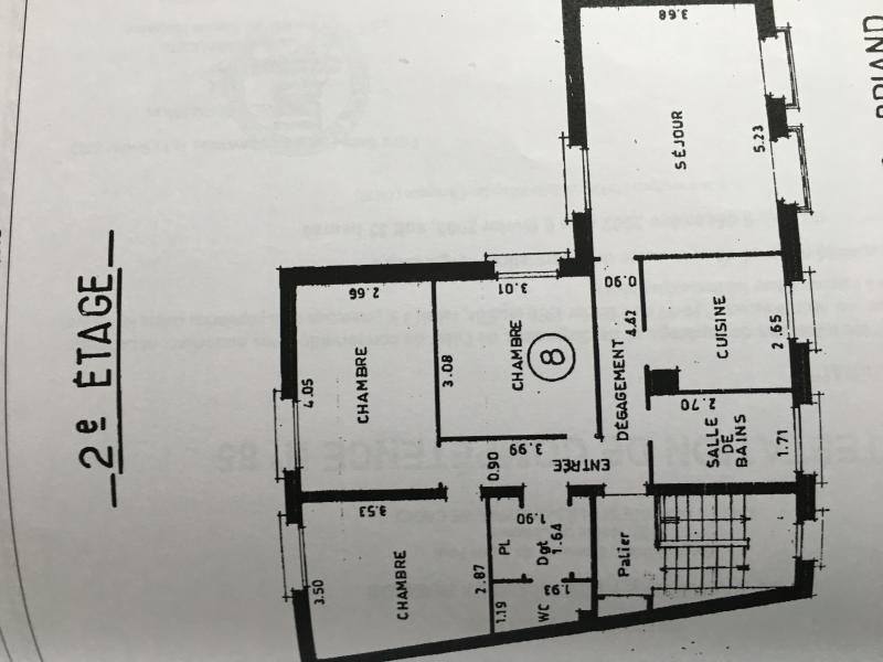 出售 公寓 Bourg la reine 369000€ - 照片 9