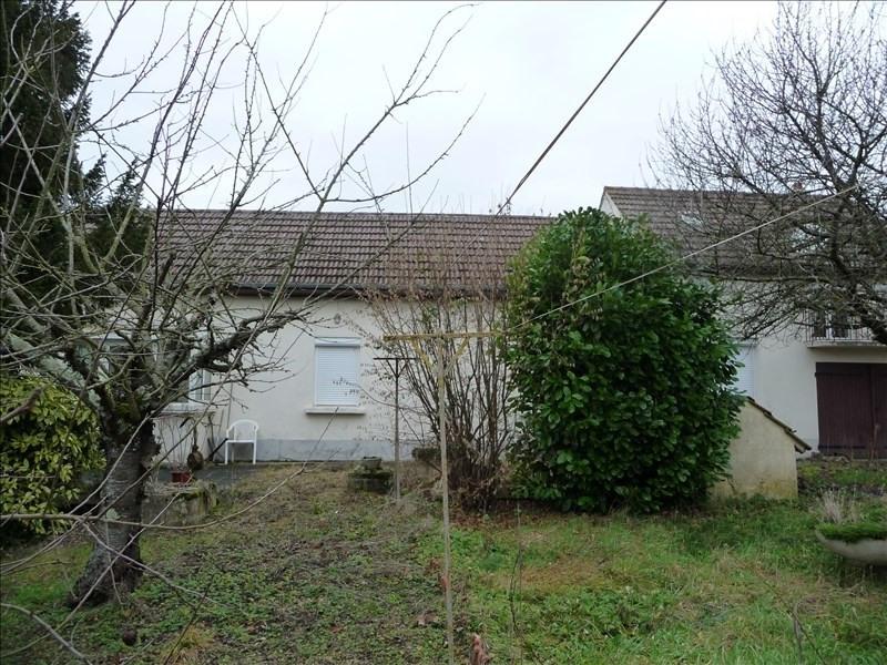 Vente maison / villa St jean de losne 98500€ - Photo 2