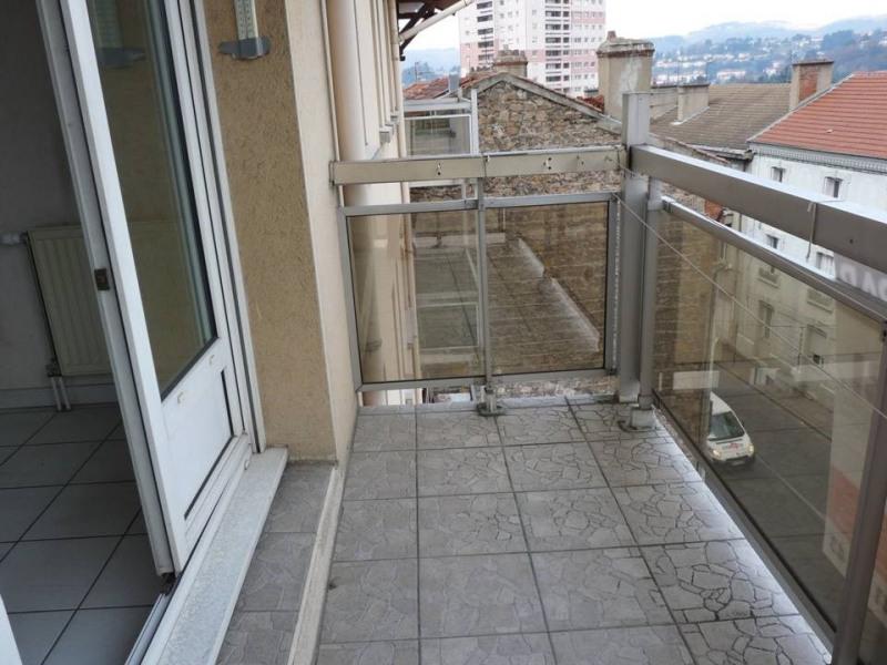 Venta  apartamento Firminy 88000€ - Fotografía 2