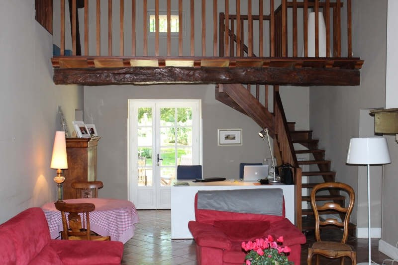 Deluxe sale house / villa Auvillar 750000€ - Picture 2