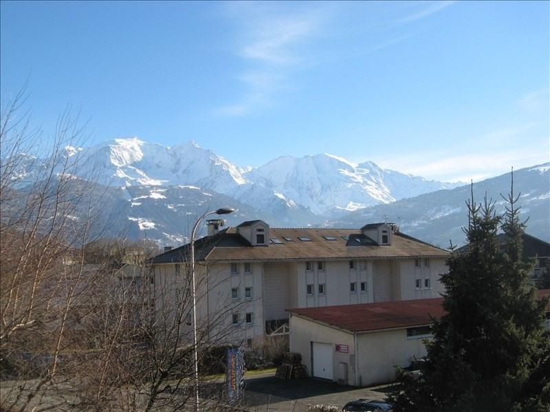 Rental apartment Sallanches 542€ CC - Picture 4