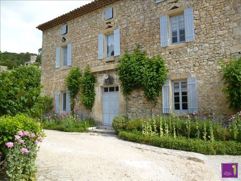 Deluxe sale house / villa Uzes 695000€ - Picture 13