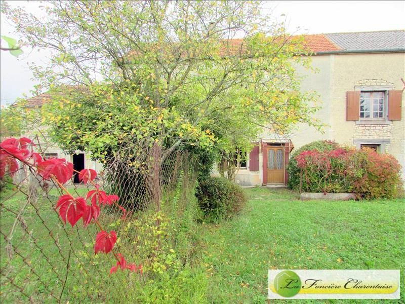 Vente maison / villa Aigre 168 000€ - Photo 15