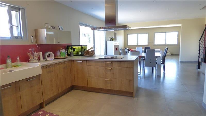 Vente maison / villa Beaumes de venise 440000€ - Photo 3