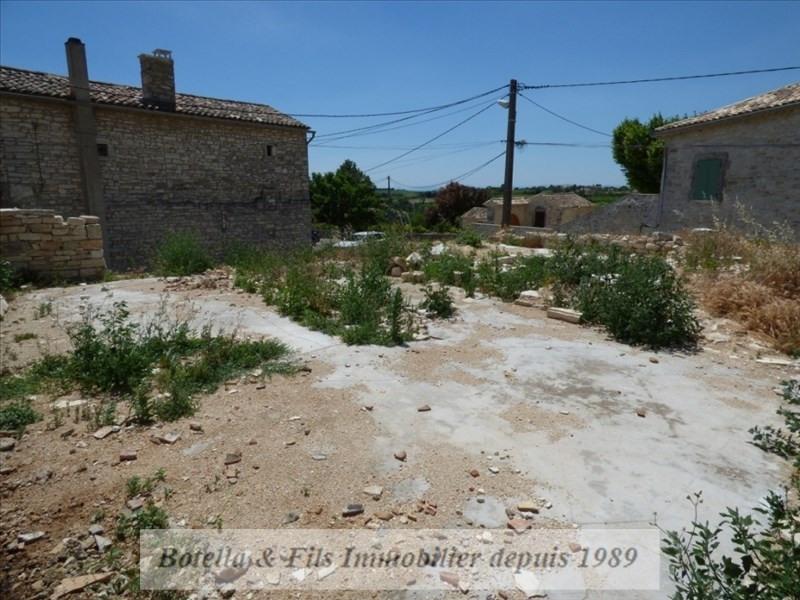 Sale house / villa Barjac 61000€ - Picture 2
