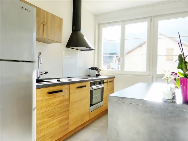 Sale apartment Scionzier 190000€ - Picture 2