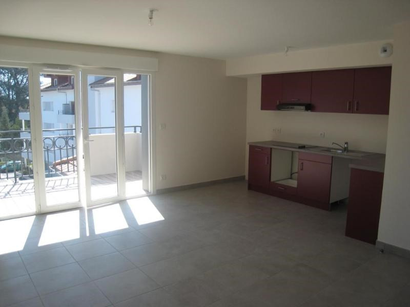 Location appartement Reignier-esery 740€ CC - Photo 1