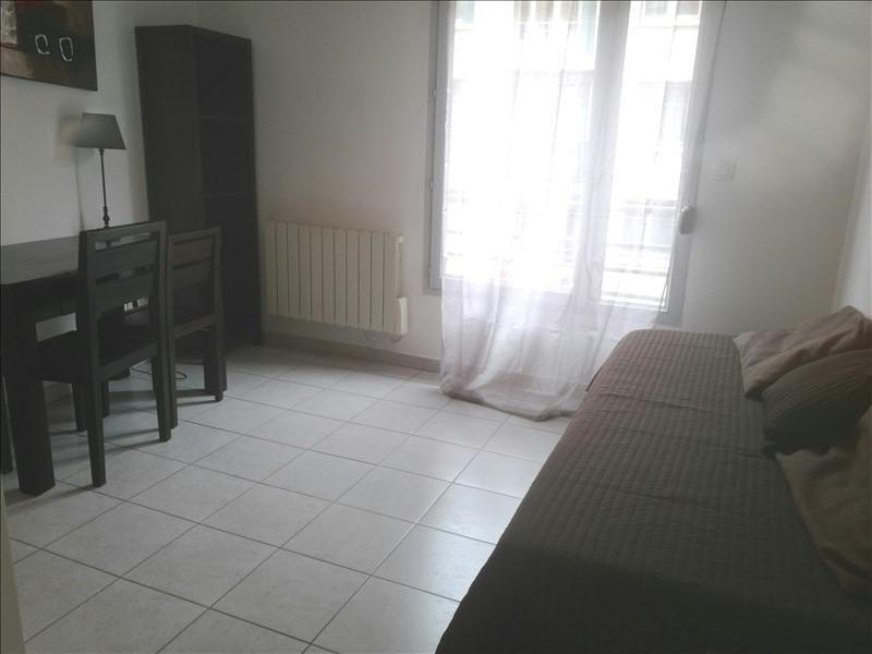 Rental apartment Villeurbanne 450€ CC - Picture 1