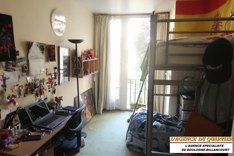 Revenda residencial de prestígio apartamento Boulogne billancourt 1190000€ - Fotografia 6